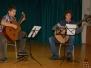 Vánoční koncert houslové a kytarové třídy 16.prosince