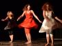 Taneční vystoupení Protiklady