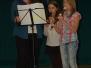 4. koncert nejmladších žáků školy 17. května
