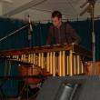 David Pekař a marimba