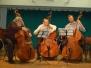 Koncert kontrabasistů 3. května 2019