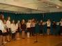 Společný koncert ZUŠ Bystřice a ZUŠ Karolinka