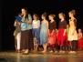 Vystoupení žáků tanečního oboru 12.června