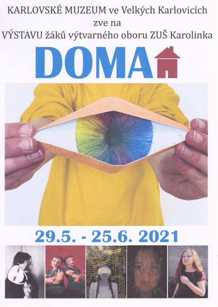 Výstava DOMA